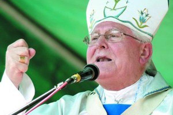Ján Sokol dostal privilégium od pápeža.