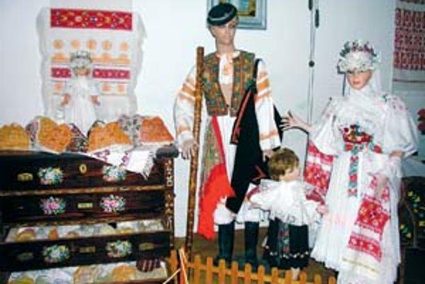 Pamätnú izbu Veroniky Golianovej v Detve navštevujú ročne stovky návštevníkov.