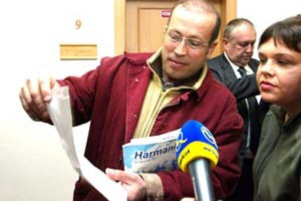 Nazim Ciltep bol včera spokojný. Za únos syna dostal iba rok väzenia podmienečne. Odchádza do Turecka.