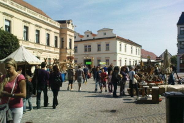 Kráľovským mestom prešlo počas Skalických dní 2011 vyše dvadsať tisíc návštevníkov.