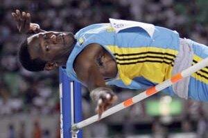 Bahamský výškár Donald Thomas sa atletike venuje iba 20 mesiacov. Napriek tomu sa stal majstrom sveta v skoku do výšky.