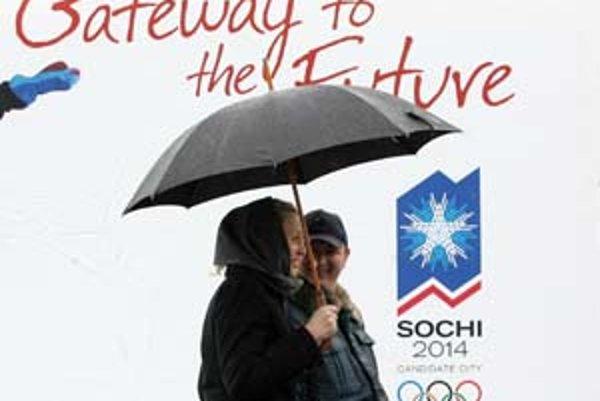 Čiernomorské Soči hostilo zimnú olympiádu 2014.
