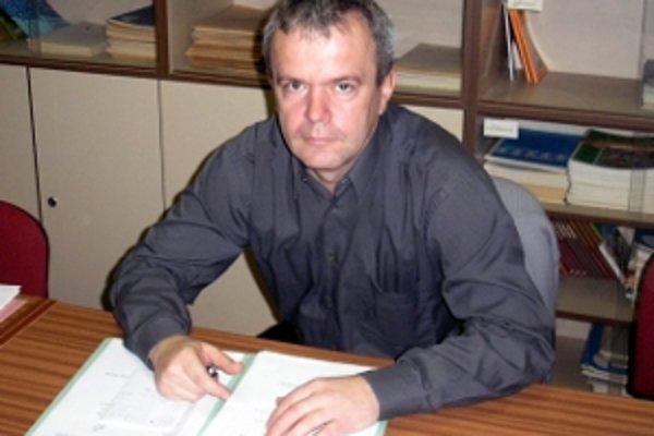 Jozef Rosa, predseda ObFZ Senica.
