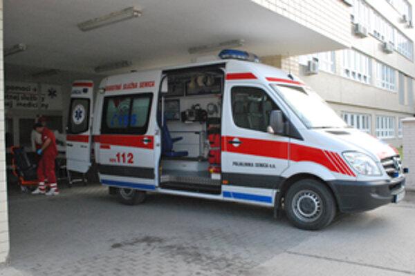 Záchranárom dávajú respiračné ochorenia u pacientov zabrať.