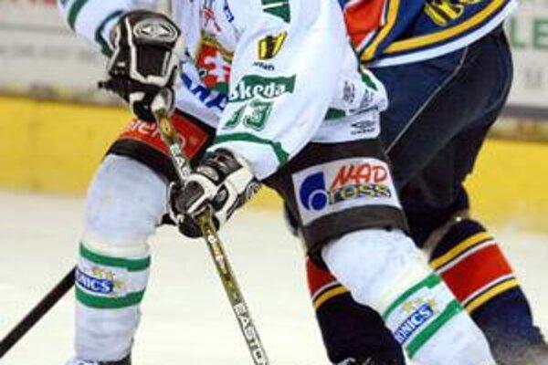 Tibor Kutálek prvým gól naštartoval zeleno-bielych na ceste za obratom.
