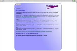 Spoločnosť vysvetľuje získanie úveru zdarma na svojej internetovej stránke.