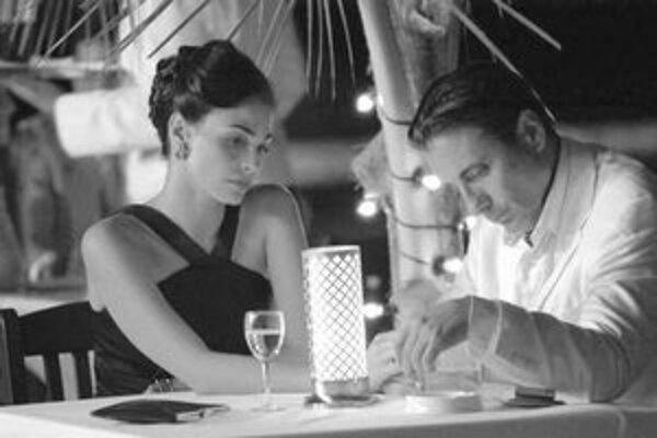 Andy Garcia a Inés Sastreová.