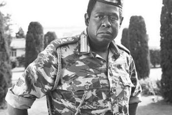 Diktátor Idi Amin má v podaní Foresta Whitakera zvodnú silu i šarm.