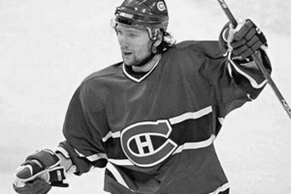 Richard Zedník hral v NHL vo Washingtone, v Montreale, vlani sa vrátil do Washingtonu a od včerajška je v New York Islanders.