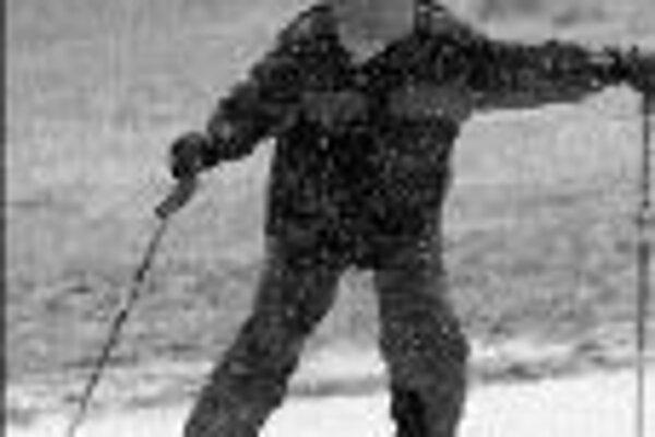 Včerajšia lyžovačka na Donovaloch.