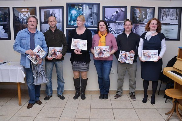 Foto č. 1: III. skupina: autori od 21 rokov – Čiernobiela fotografia