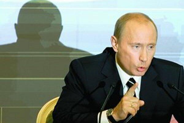 Podľa Putina nastal čas, aby ruské podniky zvýšili majetkovú účasť v medzinárodných korporáciách.