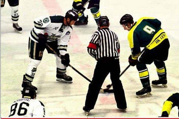 Levičania boli Novozámčanom veľmi zdatným súperom. HC však zápas zvládol a je víťazom II.ligy.
