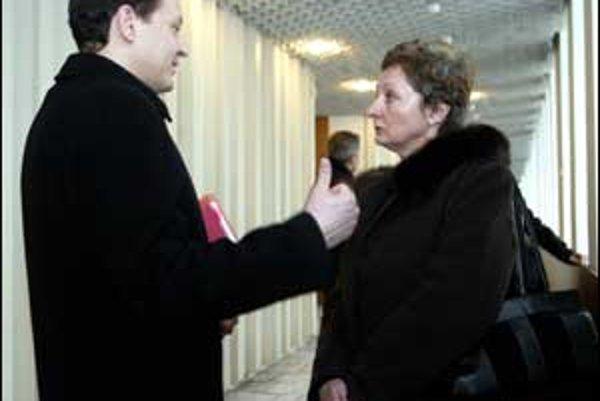 Mešencová bude aj napriek nesúhlasu advokátskej komory jej členkou.