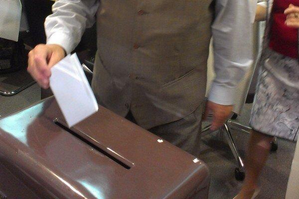 O návrhoch na ceny mesta rozhodovali poslanci tajným hlasovaním.