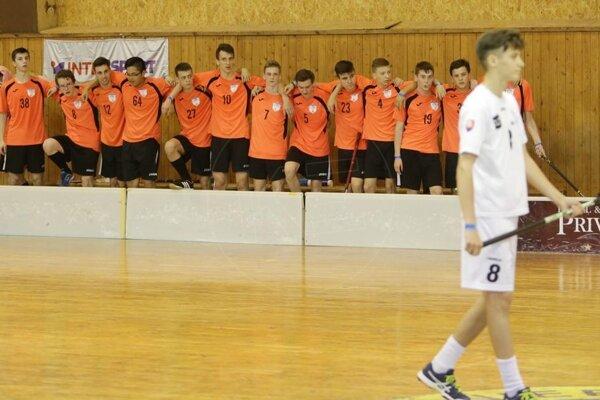 Zvolenskí juniori v Košiciach