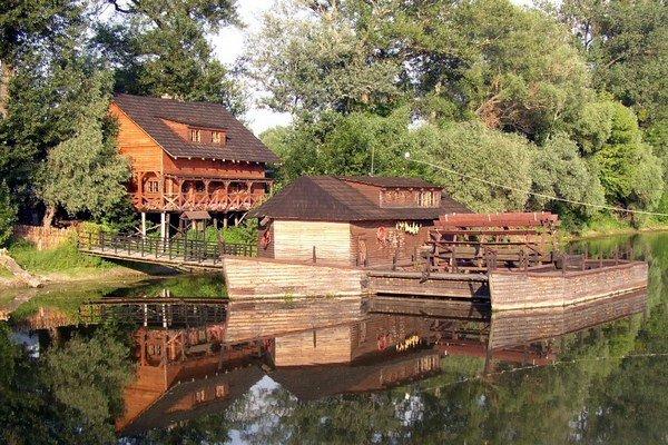 Vodný mlyn Kolárovo.