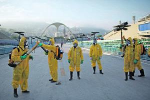 Rio de Janiero bude hostiť počas leta olympiádu.