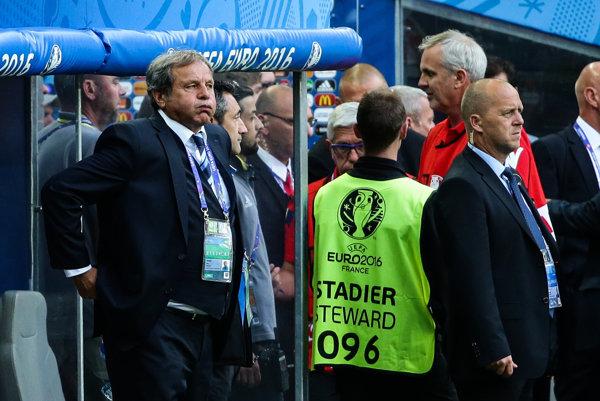 Tréner Ján Kozák mal po zápase s Walesom o čom premýšľať.