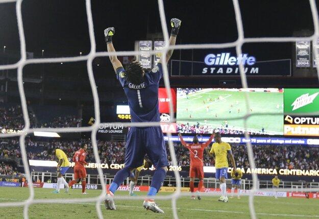 Dobojované. Reprezentanti Peru prekvapujúco zdolali favorita z Brazílie a zabezpečili si štvrťfinálovú miestenku.