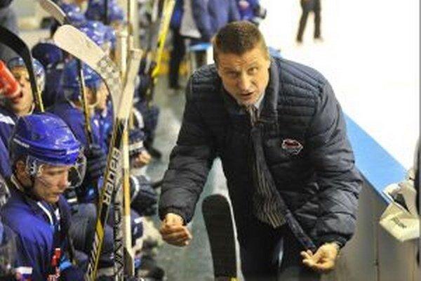 Ivan Dornič, tréner MHC Martin.