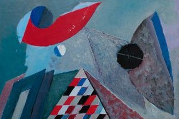 Z Rudavského diela v Turčianskej galérii.