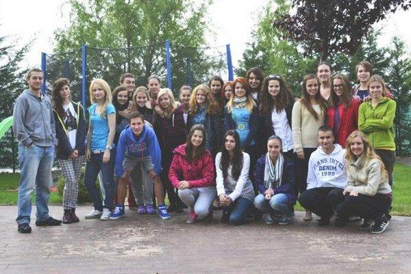 Účastníci projektu.