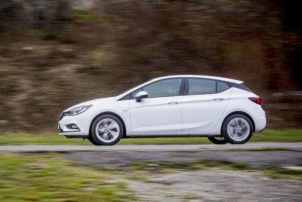 Opel ukázal s príchodom novej Astry veľký pokrok.