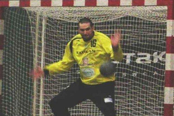 Michal Meluš Bol ťažko prekonateľný.