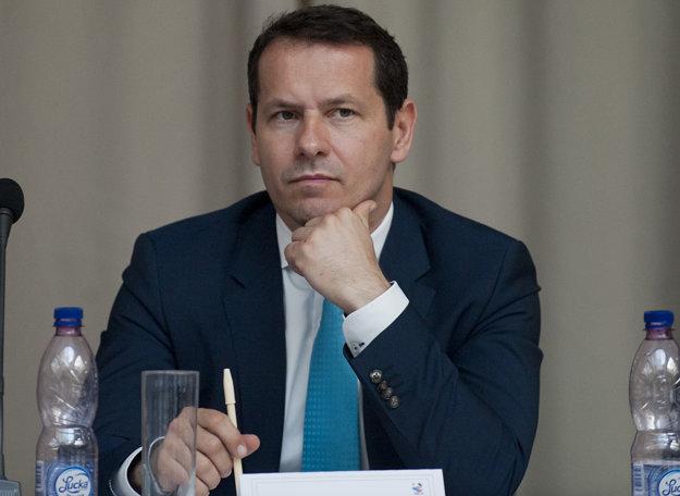 Kandidát na šéfa zväzu Martin Kohút.