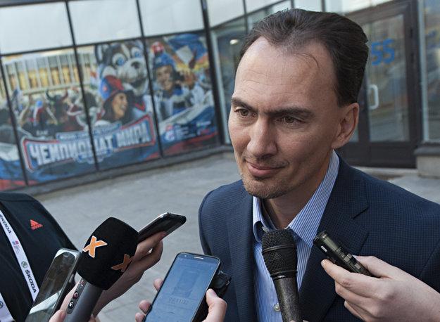 Podľa Kohúta je najlepším kandidátom na post manažéra reprezentácie Miroslav Šatan.