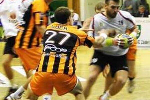 Ani góly Borisa Siváka (pri lopte) v závere nepomohli k víťazstvu Štartu.