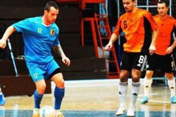 Futsalisti MFK TW síce viedli u majstra 1:0, avšak na celkový úspech pomýšľať nemohli.