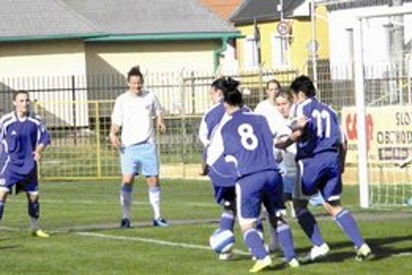 Ilustračná fotografia z ligového zápasu FC Union.