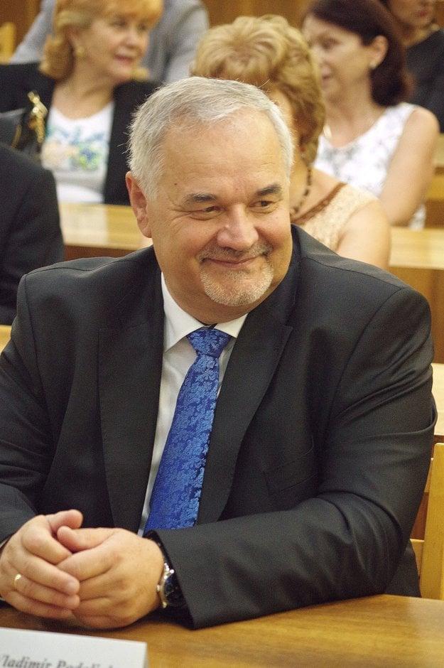 Ing. Vladimír Podoliak