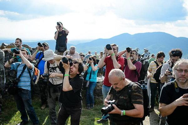 Medvešský fotomaratón.