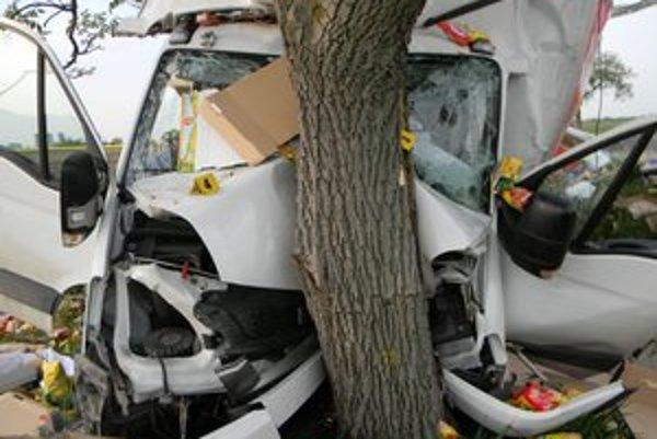 Nehody sa často končia tragicky.
