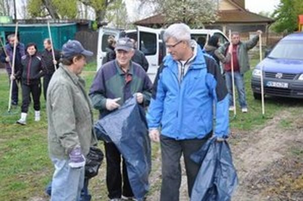Zoltán Benyó (vpravo) dostal špeciálne poďakovanie.