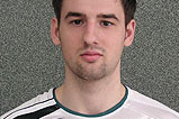 Marek Mikéci, v súčasnosti hráč HC Štart, reprezentant Slovenska.