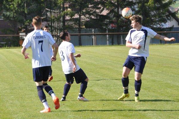 V Zuberci padlo až 10 gólov.