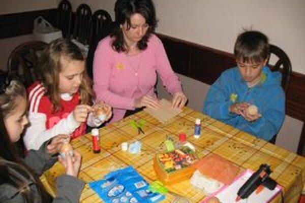 Tvorivosť je vlastná hlavne deťom.