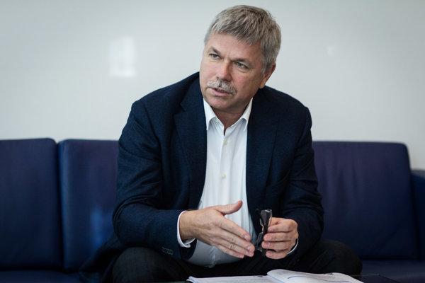 Ivan Šramko, člen Rady pre rozpočtovú zodpovednosť.