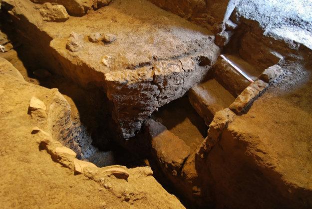 V jednom z obchodov našli kostry mladých ľudí, ktorí zahynuli pri výbuchu sopky Vezuv v roku 79.