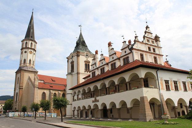 Jedným z objektov bude napríklad radnica v Levoči.