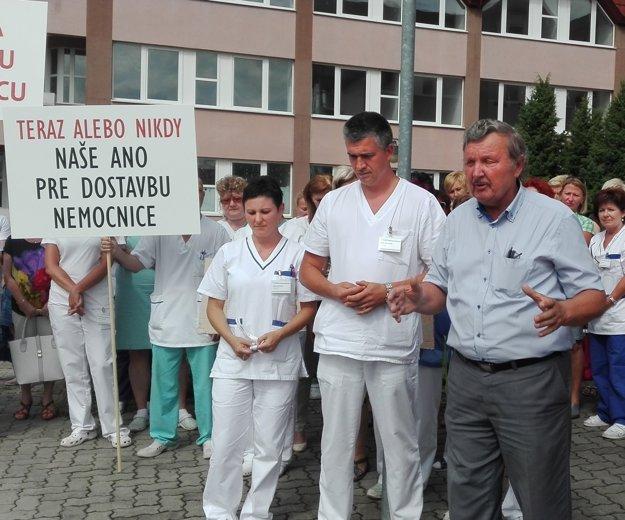 Rekonštrukciu podporuje aj primátor mesta Jozef Šimko