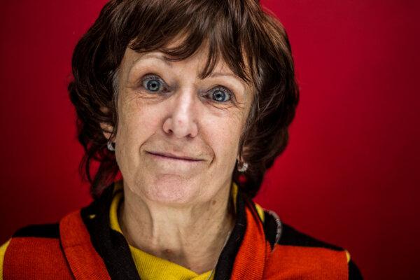 Jarmila Horáková.
