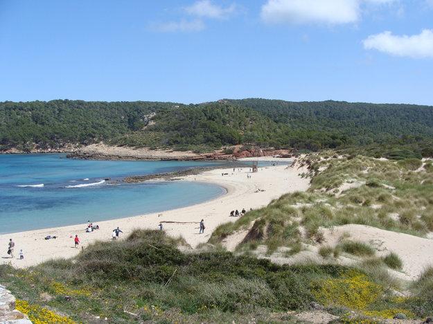 Ostrov Menorka, Španielsko