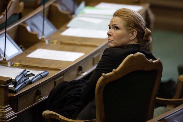 Dánska exministerka pre integráciu Inger Stöjbergová.