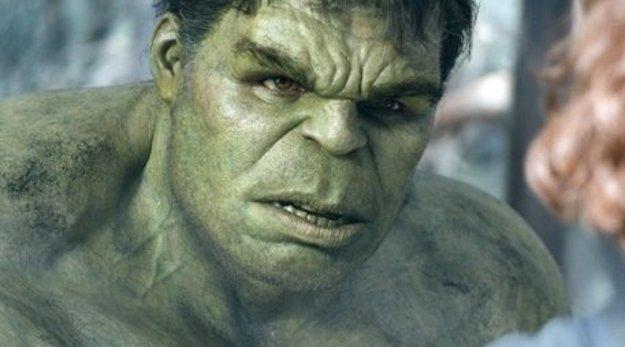 Ako Hulk v akčnom filme Avengers