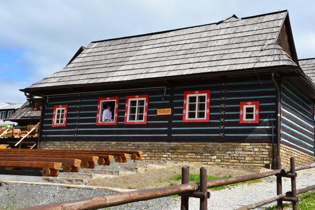 Múzeum Ždiarsky dom vám ukáže ako žili miestni Gorali